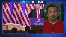 Aasif Mandvi on PoliticKING