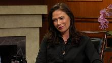 Would Maura Tierney do an 'ER' reunion?