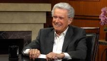 Regis Philbin on Kathie Lee & Kelly, best interviews, and Trump