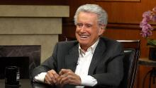 Who was Regis Philbin's most memorable interview?