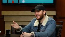 Who is James Arthur's biggest fan?