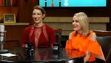'Teachers' stars talk difficulties facing women in comedy