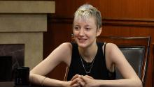 If You Only Knew: Andrea Riseborough