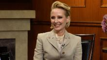 Anne Heche on motherhood, Johnny Depp, and