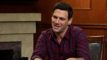 Justin Bartha on Nicolas Cage: He's in on the joke