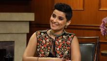 Nelly Furtado: I'd choose writing over performing