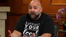 "How Duff Goldman became ""the cake guy"""