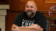 Duff Goldman on food, music, & judging other cooks