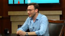 Simon Sinek: Success is a feeling, not an accomplishment