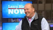 Mario Batali on cooking, celebrity, & his empire