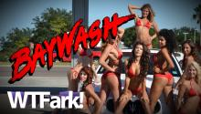 BAYWASH: Florida Bikini Car Wash Inspired By Dad's Desire To Raise Money For Kids With Autism. Yes, This Is News, Not The Plot To A 90s Movie