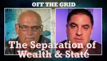 The Separation of Wealth & State