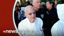 90-Year-Old Man Arrested in Florida for Feeding Homeless on the Street