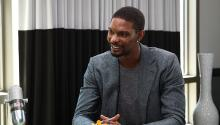 Chris Bosh on LeBron: He made coming to work fun