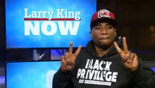 Charlamagne Tha God on 'Black Privilege,' Tomi Lahren, & American politics
