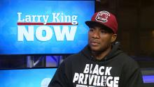 Charlamagne Tha God urges Trump to meet with Rep. Maxine Waters