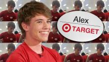 Alex From Target on Ellen