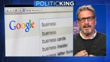John McAfee takes on US 'net neutrality' policy
