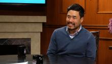 Randall Park wants to be on 'Law & Order'
