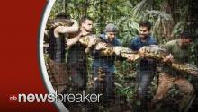 Man To Be Eaten Alive By Anaconda On Discovery Channel
