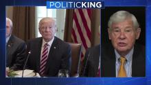 Bob Graham discusses Donald Trump's first foreign trip