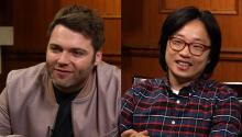 'Genius' star Seth Gabel & Jimmy O. Yang of 'Silicon Valley'