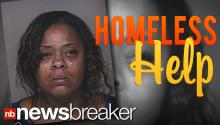 HOMELESS HELP: Community Raises Almost $100,00 For Mom Arrested After Leaving Kids in Car During Job Interview