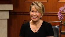 Yeardley Smith on Lisa Simpson, a new 'Simpsons' movie, & 'Miles'