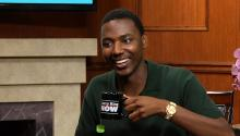 Jerrod Carmichael only pitched his show to NBC