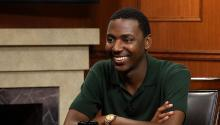 Jerrod Carmichael on money, Cosby, & 'The Carmichael Show'