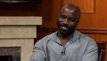Mike Colter on 'Luke Cage,' Eastwood, & Mahershala Ali