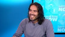 Russell Brand on what Trump & Bernie Sanders have in common