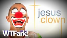 "JESUS CLOWN: ""Clowns For Christ"" Is Exactly What You Think It Is. They're Clowns. And They're For Christ. Duh."