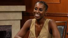 Jerry Seinfeld and Larry David's impact on Issa Rae