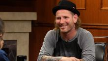 "Corey Taylor on a Kid Rock Senate bid: ""No"""