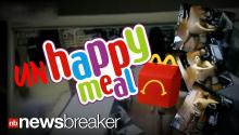 (UN)HAPPY MEAL: Woman Arrested for McDonald's Rampage Claims She Suffered Bipolar Episode