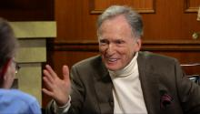 Former 'Tonight Show' Host Dick Cavett Predicted Colbert Would Helm 'Late Show'