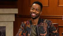 Jay Ellis on Issa Rae: She's a genius