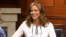 Andrea Savage didn't know she was auditioning for 'Veep'