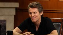 "Willem Dafoe on Trump's America: The world ""thinks we're crazy"""