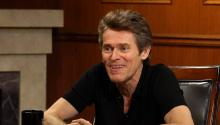 Willem Dafoe relives shooting his epic 'Platoon' death scene