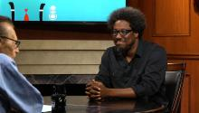 "W. Kamau Bell on Trump's CNN ""fake news"" claims"