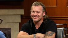 Chris Jericho on 'The Rock,' WWE, & meeting Trump
