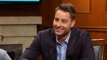 Justin Hartley on 'This is Us,' soaps, & getting married