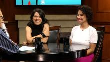 Abbi Jacobson & Ilana Glazer talk comedy in Trump's America