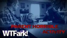 PARENT HORRIBLE ACTIVITY: Mom Thinks* Son Is Possessed By Ghost. (*Is Told By Reality Television Producers)
