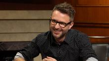 Chris Hardwick on 'The Walking Dead,' his new talk show, & marriage