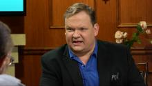 Andy Richter on Chelsea Handler