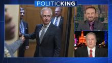How Trump's feud with Sen. Corker could hinder White House agenda
