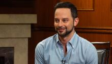 "Larry & Nick Kroll have an ""ameezing"" time discussing 'PubLIZity'"